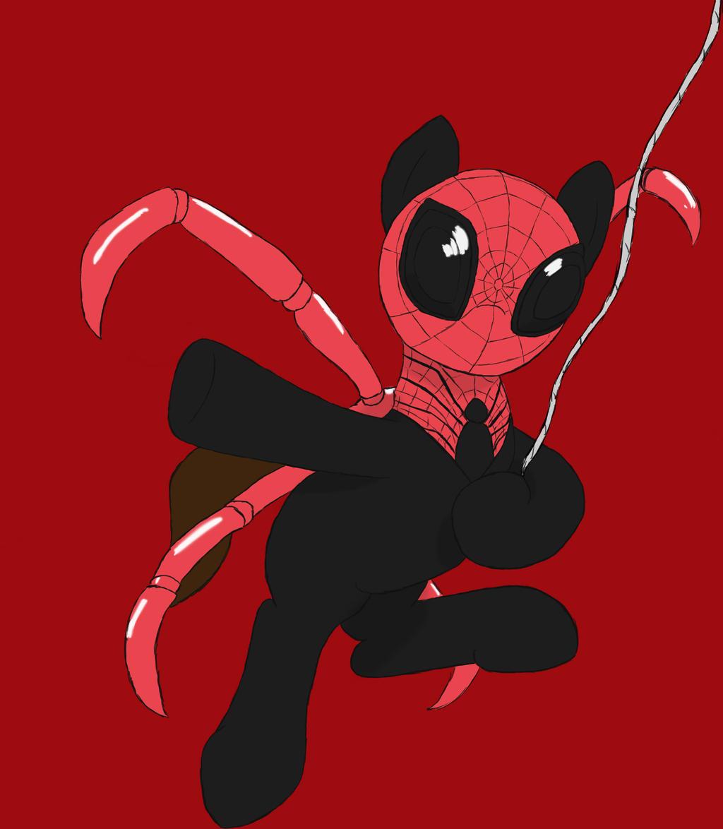 The Superior Spidermare by HeavyEcho