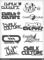 Cwalk Culture Logos by whatthehell123456789