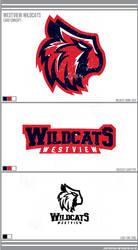 Wildcats logo concept