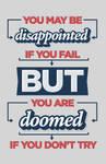 Doomed poster