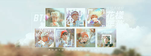 Icon-BTS by hyukhee