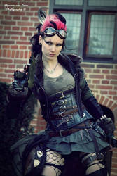 LivingDreadDoll - Post Apocalyptic - by LivingDreadDoll