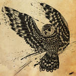 Ink Owl