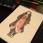 Nezuko by CR0M3R0