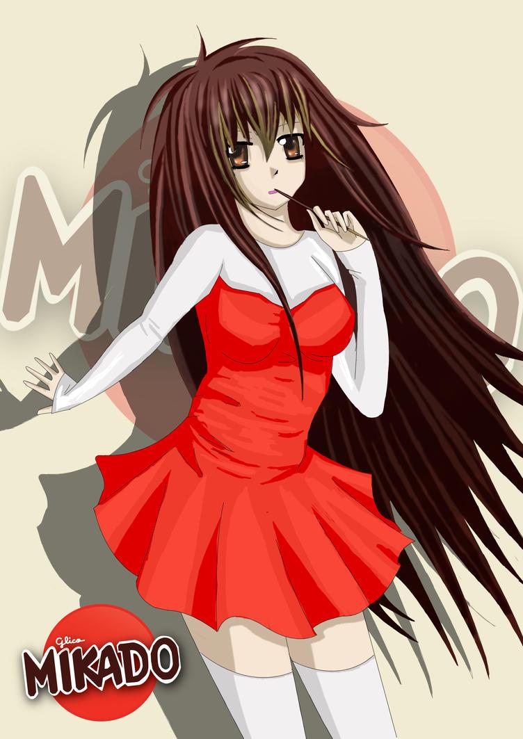Mikado Poster #1 by Sacrinoxia
