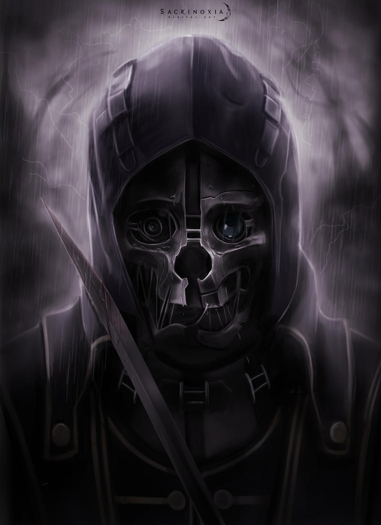 Corvo Attano by Sacrinoxia