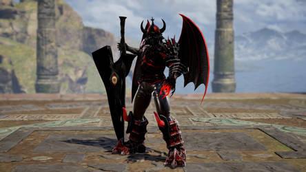 SCVI Demon Dark Armored by Darkbitcold