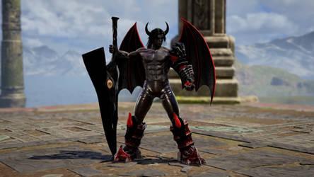SCVI Demon dark by Darkbitcold