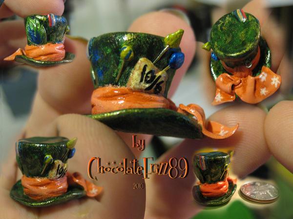 Mini Tarrant Hat by ChocolateFrizz89