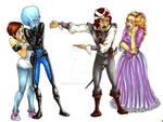 Megamind vs. Cyrano