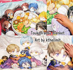 Toukenranbu Blanket