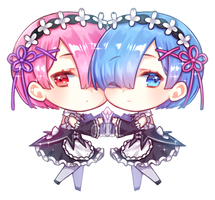 ram and rem by kthelimit
