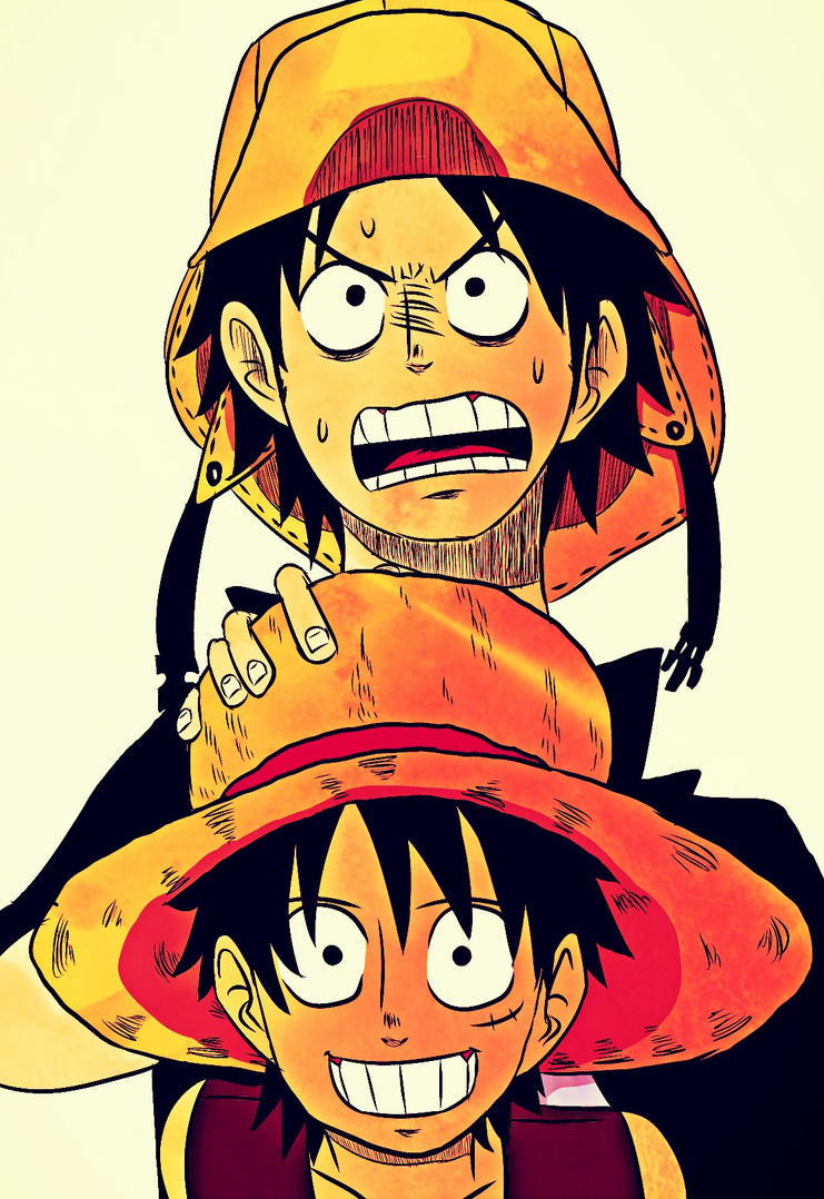 Straw hats and Sou'westers by Reige17