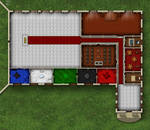 X2 - Castle-Amber East Wing Map