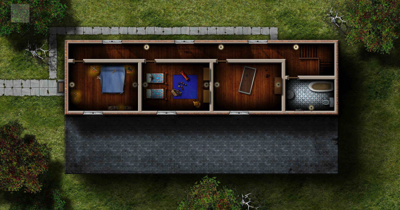C.O.C: The Haunting - Corbitt House 2F