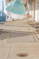 Lisa - Jump! - Alameda Navy Base by revellray