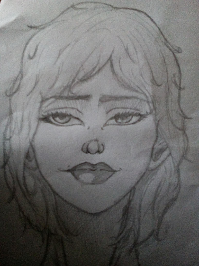 Lady by zhiem