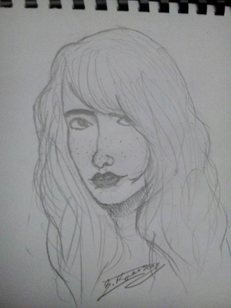 light sketch by zhiem