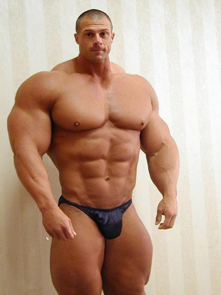 The big muscly dude fucks bailey brooke 7