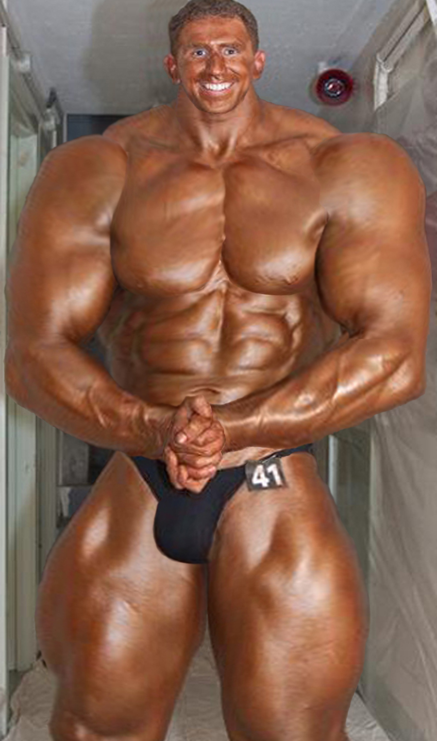 Think, that Muscle freak women nude picture