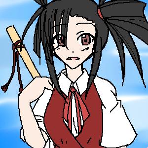 Setsuna Sakurazaki by Matsu-sensei