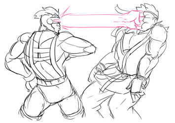 Optic Fist by Matsu-sensei