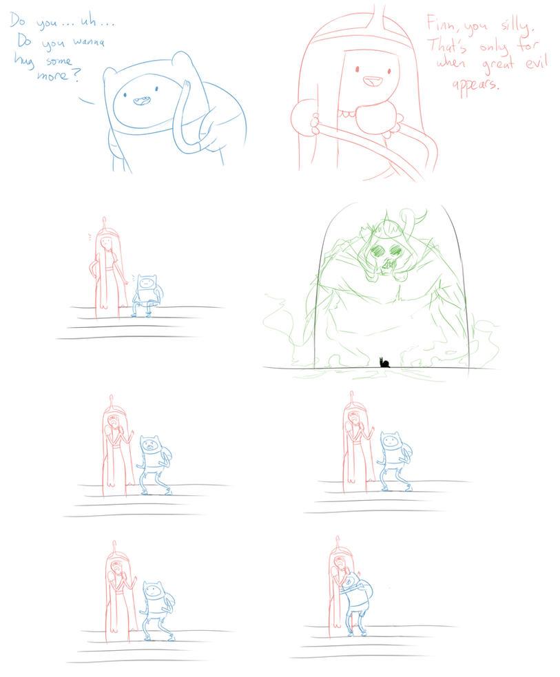 Hug addiction by Matsu-sensei