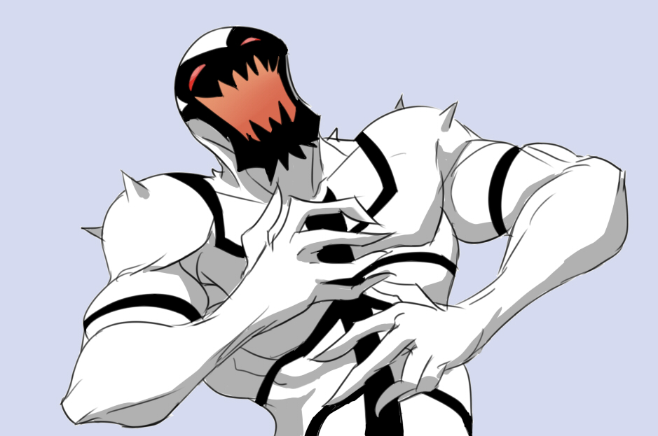 Get this venom off me by Matsu-sensei