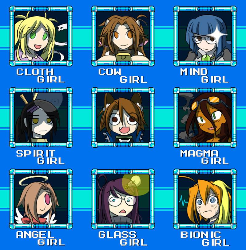 Mega Mutt and the Oppai Masters by Matsu-sensei