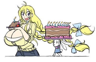 Cake's Cakes by Matsu-sensei
