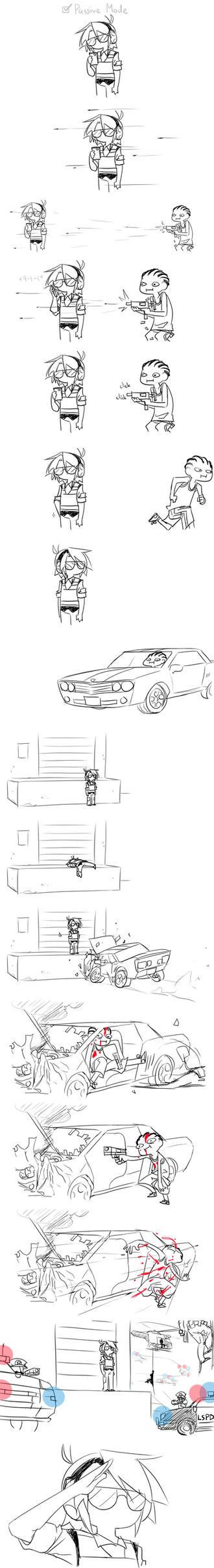 Passive Aggressive by Matsu-sensei