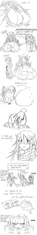 Supporting Bonds 2/3 by Matsu-sensei