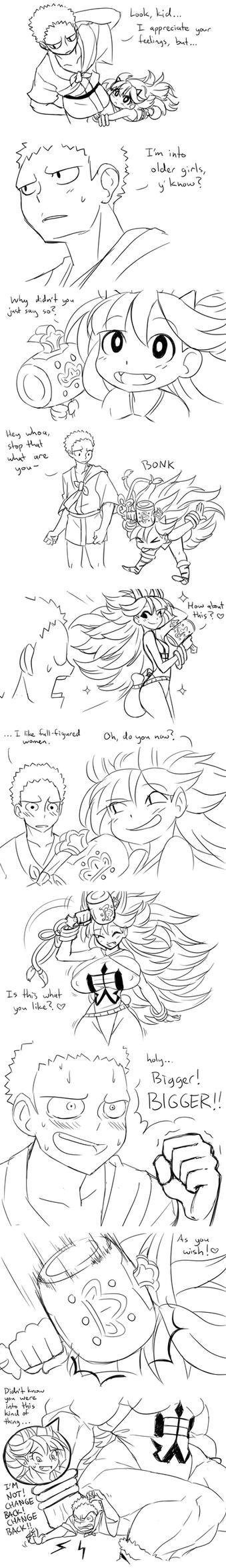 Oni-chan and Onii-chan by Matsu-sensei