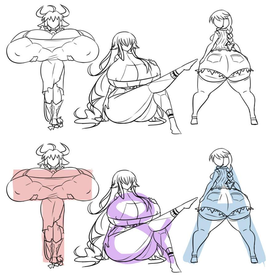 Tantalizing Anatomy by Matsu-sensei