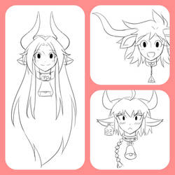 Horns by Matsu-sensei