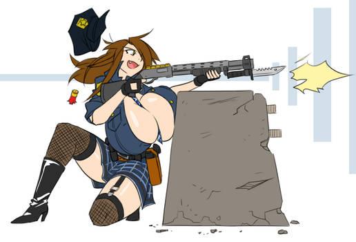 Oppai Officer