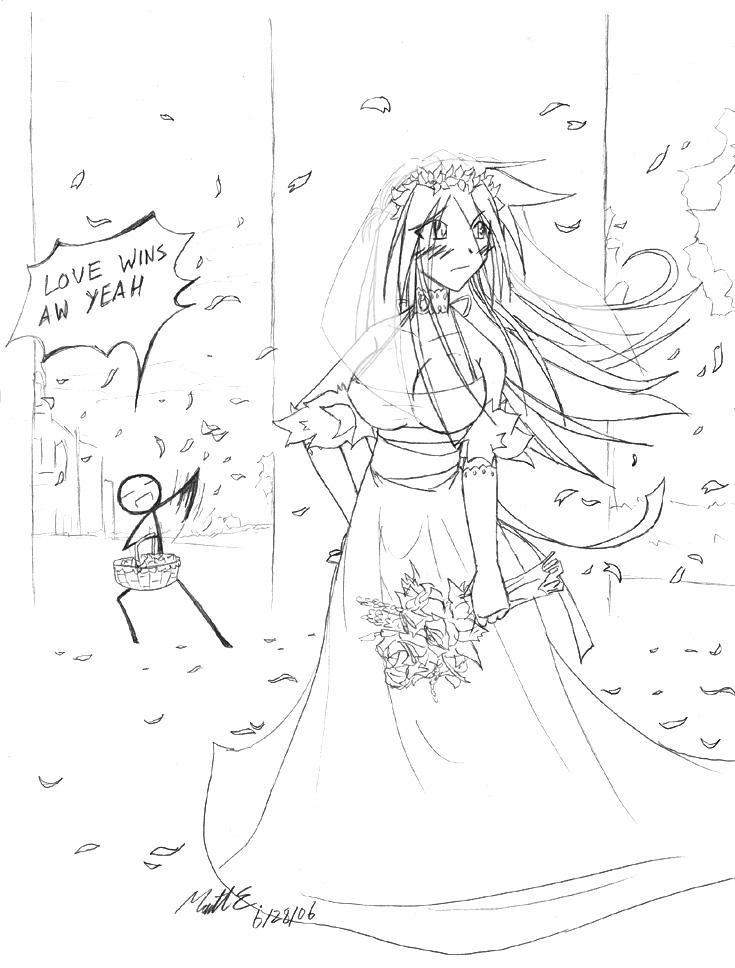 Love Wins, Aw Yeah by Matsu-sensei