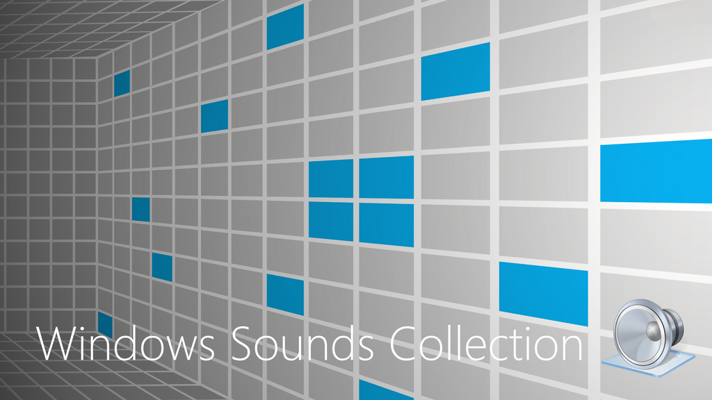 Windows Sounds Collection [LEGACY] by WindowsSenpai on