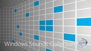 Windows Sounds Collection [LEGACY] by WindowsSenpai