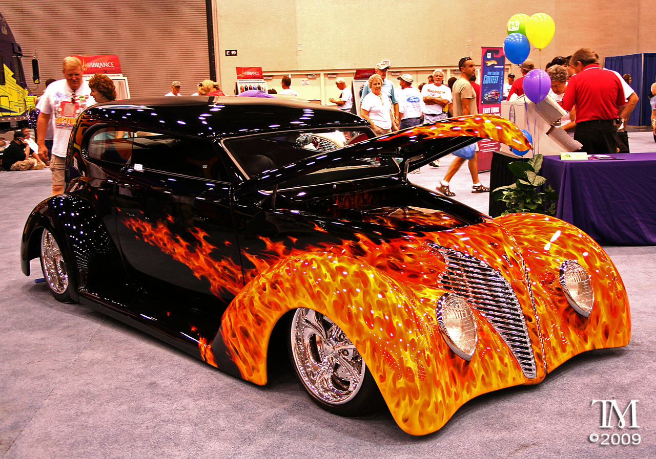 Image Result For Cars With Flame