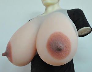 Breast forms 21 XL by praedatorius