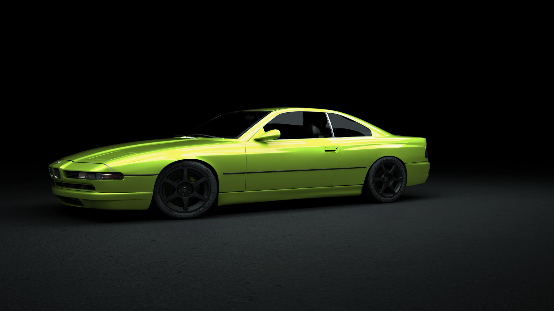 BMW 850 Csl By Koxy911