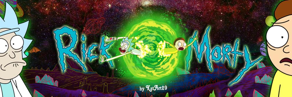 Portada Para Twitter Rick And Morty By Katperez29 On Deviantart