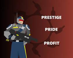 Prestige, Pride, Profit