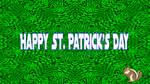 Happy St. Patrick's Day  by SquirrelsAreGood