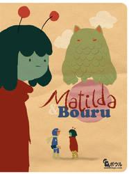 Matilda and Bouru Cover idea by samgarciabd