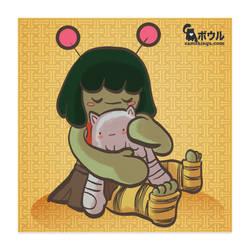 Baby Matilda by samgarciabd