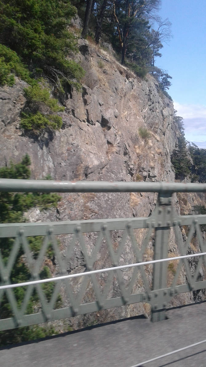 The One End of Deception Pass