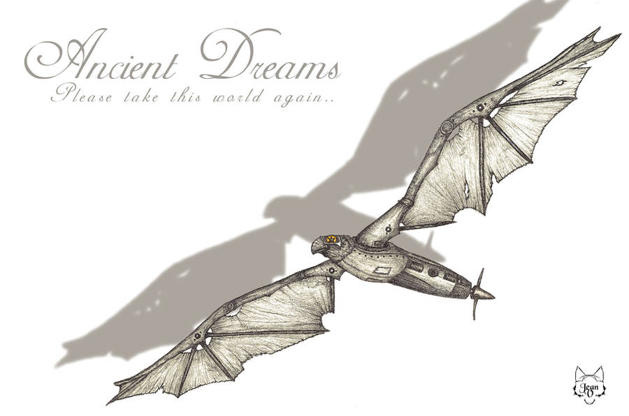 Ancient Dreams by Wolfenion