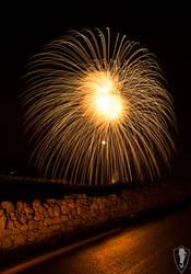 Fireworks by Wolfenion